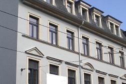 Altbausanierung in Dresden