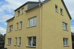 Fassadensanierung in Bobritzsch