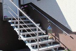 Treppenanlage in Bobritzsch