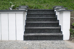 Treppenanlage in Kronberg